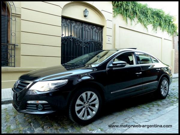 MOTORWEB » Probamos el Volkswagen Passat CC 2.0 TSi (caja DSG)