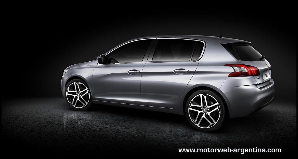Nuevo Peugeot 308 2014 - 002