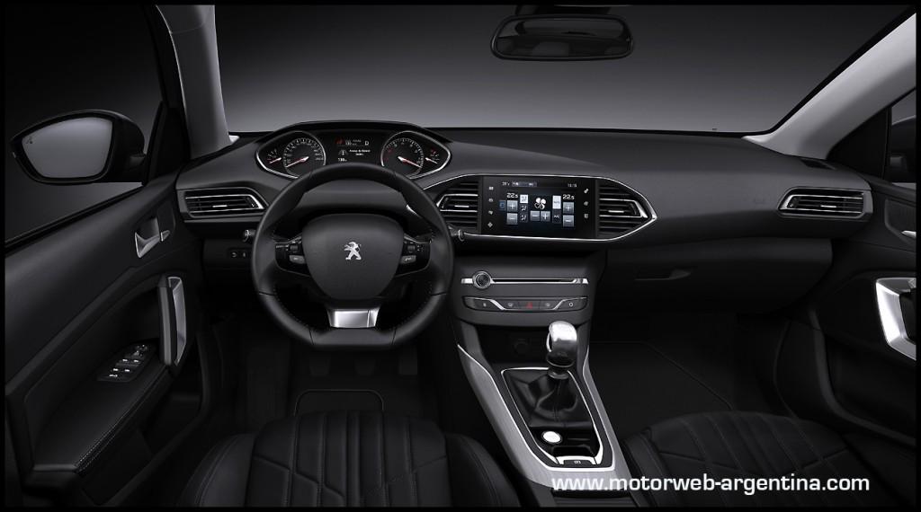 Nuevo Peugeot 308 2014 - 004